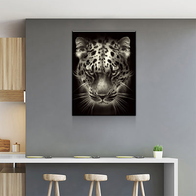 Leopard Stare Canvas Set