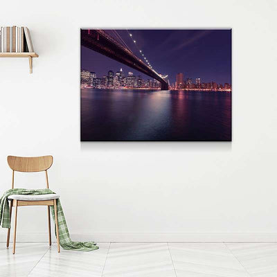 Nights in New York Canvas Set
