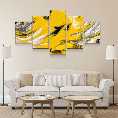 Sunflower Days Canvas Set
