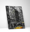 Abstract empire state Canvas Set