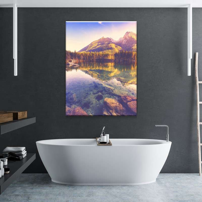 Spring Reflections Canvas Set