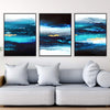 Deep Ocean Canvas Set