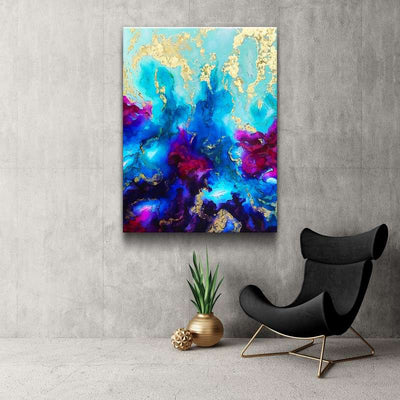 Andromeda Canvas Set