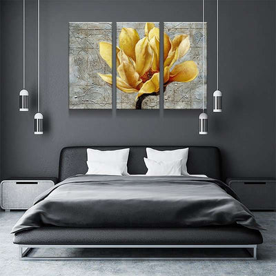 Orchid Painting Canvas Set