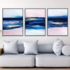 Pink and Blue Version Canvas Set