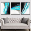 Wave Crashing Canvas Set
