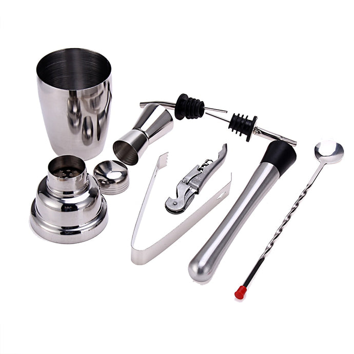 Stainless Steel Cocktail Set Bar