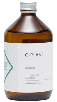 Candulor C-Plast self-curing monomer (liquid), 500ml
