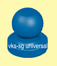 Bredent vks-sg patrices 1.7 and 2.2, 8 pcs