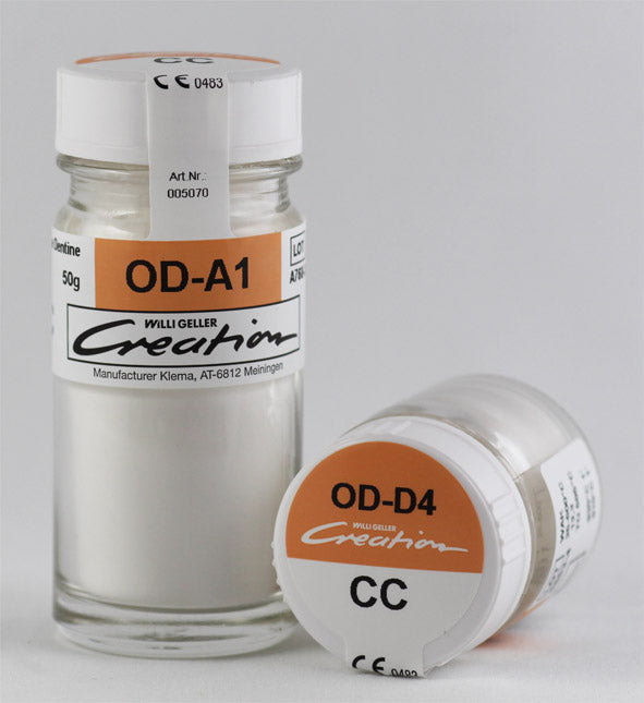 Creation CC / Opaque Dentine (OD), 15g or 50g