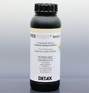 Detax Freeprint® temp UV, 500 g