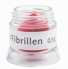 "Candulor Fibrils ""veining"" of resins for dentures, 0.5g"