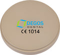 Degos PEEK Bio-P for Open CAD/CAM systems, 1 pc