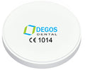 Degos High Translucency Zirconia for Open CAD/CAM sytems, 1 pc