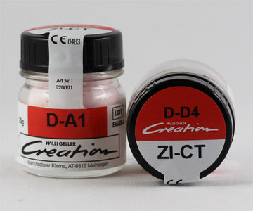 Creation ZI-CT / Dentine (D), 20g or 50g