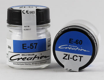 Creation ZI-CT / Enamel (E), 20g or 50g