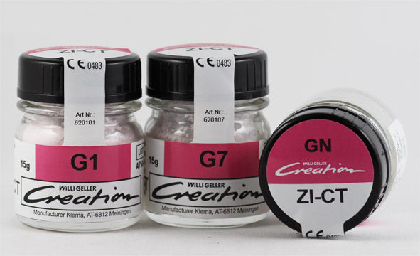 Creation ZI-CT / Ginigva, 15g, Gingiva Kit