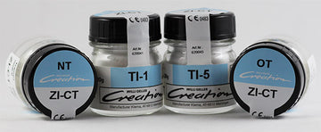 Creation ZI-CT / Transpa (TI, NT, OT), 20g or 50g