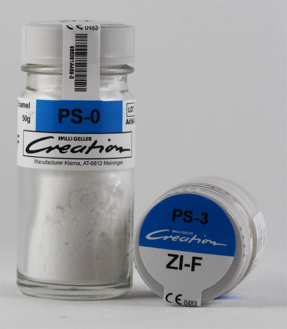 Creation ZI-F / Pearl Enamel (PS), 20g or 50g