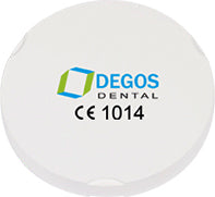 Degos High Translucency Zirconia for Zirkonzahn® CAD/CAM systems, 1 pc