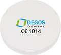 Degos Premium Zirconia for Zirkonzahn® CAD/CAM systems, 1 pc
