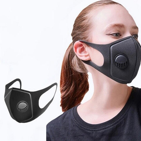 PM25 Premium Reusable Respirator Filter Mask