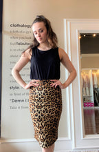 Load image into Gallery viewer, Hi Waist pencil skirt