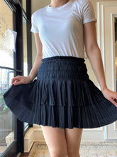 Load image into Gallery viewer, Pleated Mini Skirt