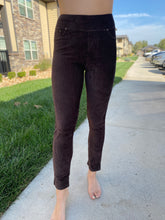 Load image into Gallery viewer, Corduroy Knit Leggings
