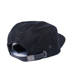 SHADOW 5 PANEL - BLACK (BLACK TEXT)