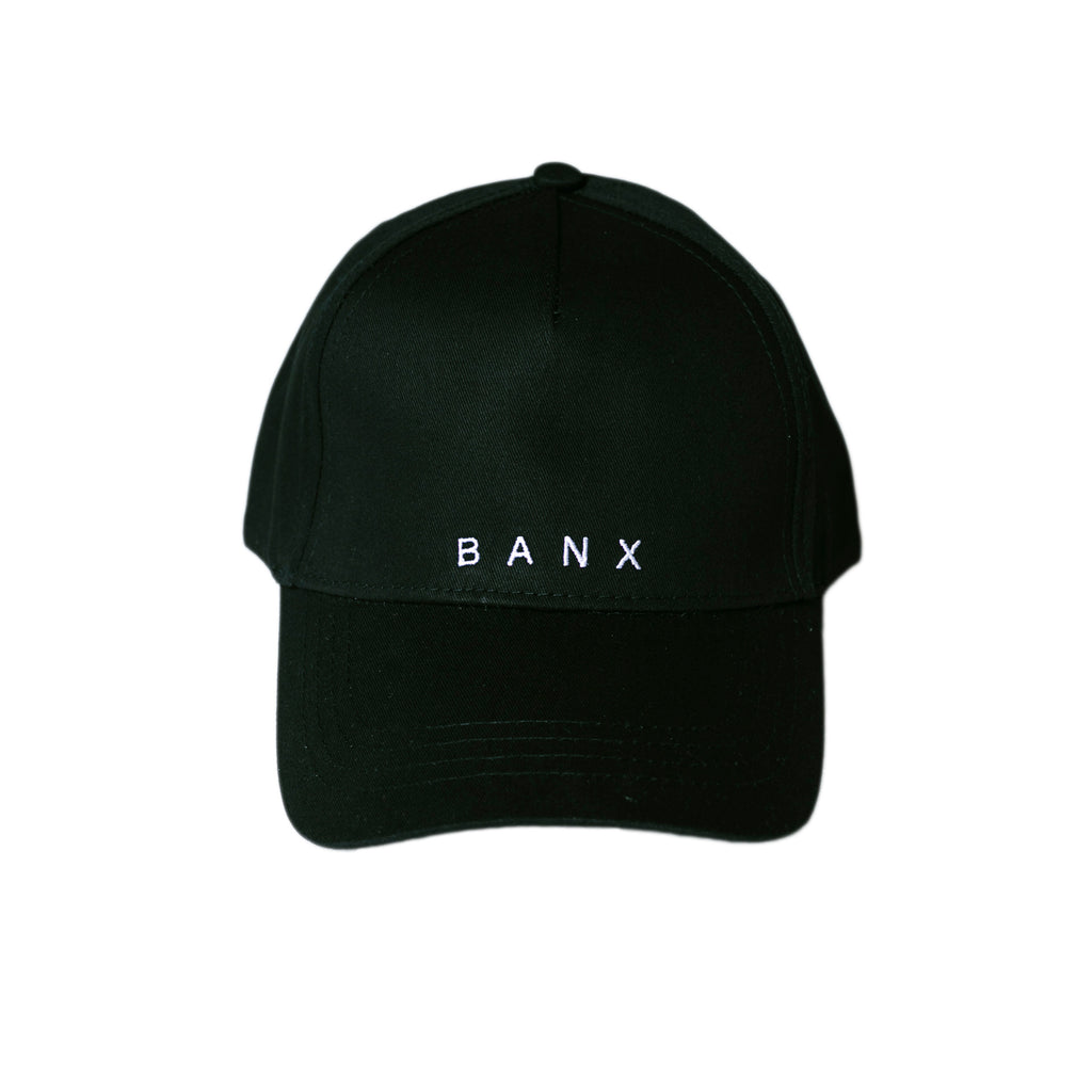BANX DAD CAP - BANX TEXT