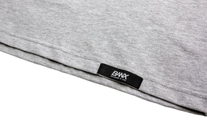FOUR AM FLEX TEE - HEATHER GREY
