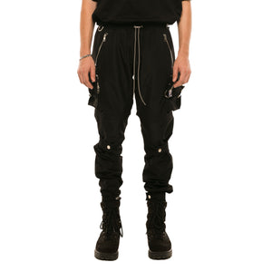 R-S UTILITY CARGO PANTS/SHORTS - CHROME