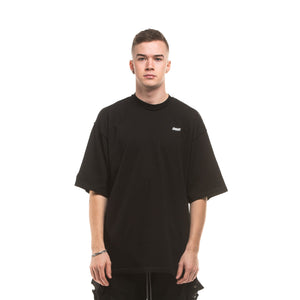 R-S REVERSIBLE SHIRT - BLACK