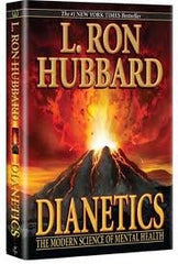 Dianetics: The Modern Science of Mental Health PLUS Special Online Dianetics Package