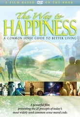 The Way to Happiness DVD