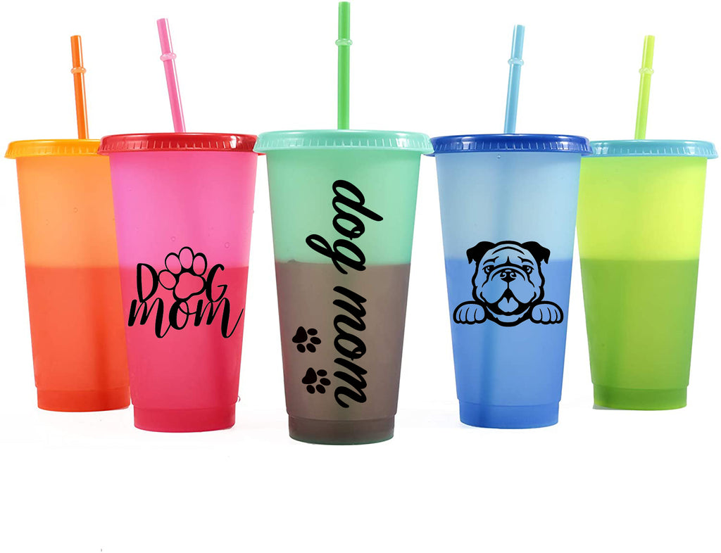 Custom Color Changing Tumbler