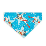 Wonder Woman Dog Bandana 1