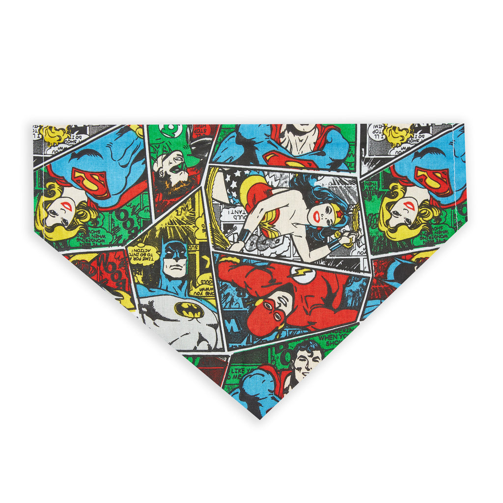DC Comics Dog Bandana