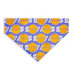 Lakers Dog Bandana 2