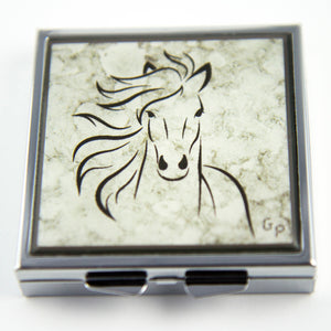 The Mare - Got Pills? Personal Pill Box