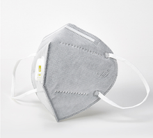 Load image into Gallery viewer, KN95 Five-Layer Face Mask Respirator