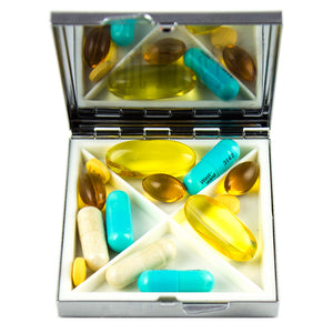 With a Vengeance - Got Pills? Personal Pill Box