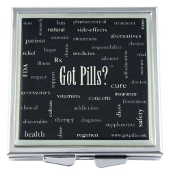 Synopsis - Got Pills? Personal Pillbox