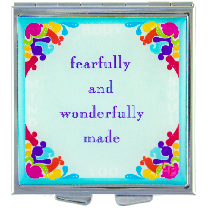 Fearfully and Wonderfully Made - Got Pills? Personal Pill Box
