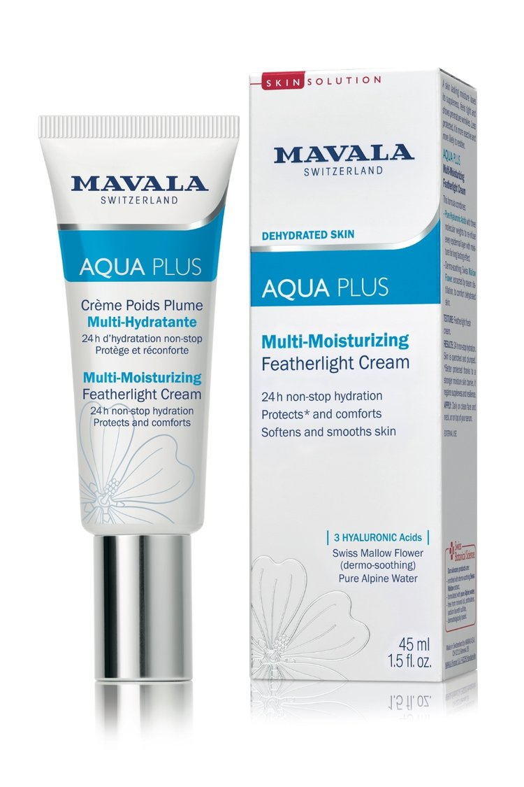 Multi-Moisturizing Featherlight Cream