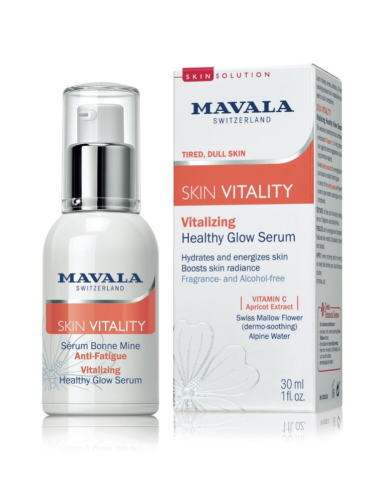 Vitalizing Healthy Glow Serum