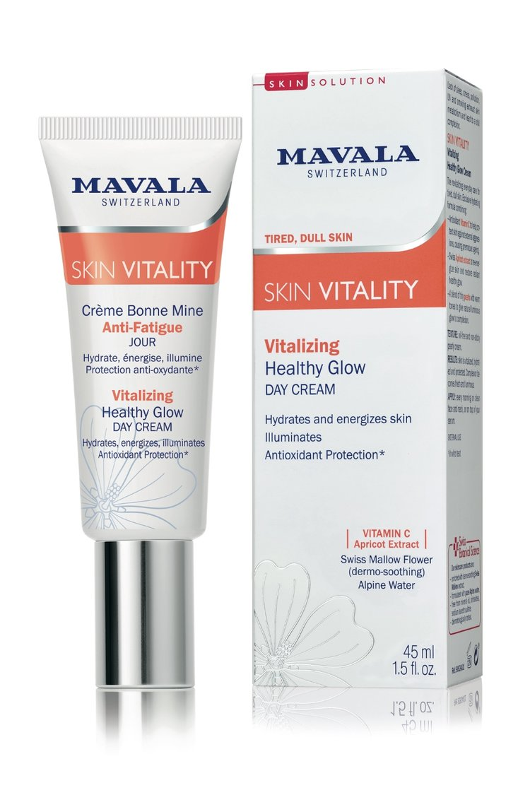 Vitalizing Healthy Glow Day Cream