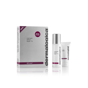 Overnight Retinol Repair 1% 25ml & Buffer Cream 15ml