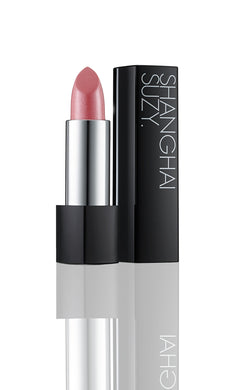 Shanghai Suzy Satin Luxe Lipstick - Miss Jacqui Pink Lace